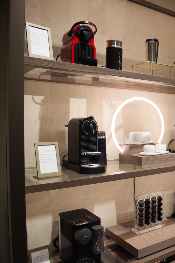 снимка: Nespresso отвори първия си луксозен бутик в България в Paradise Center
