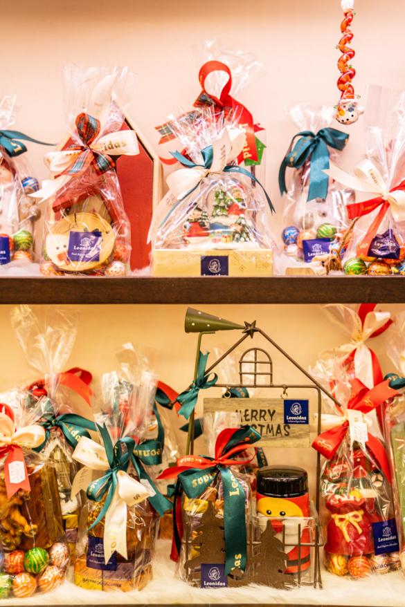 снимка: Ако не знаете какво да подарите за Коледа - изненадайте със сладост!