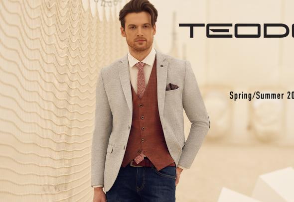 """снимка: Модният бранд """"Теодор"""" представя своята нова мъжка колекция пролет/лято 2020"""