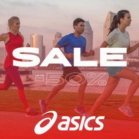 Снимка: Горещи намаления в магазин ASICS до 31 август! Отстъпки от -30% до -50%, включително на последната колекция за сезон Есен-Зима 2020!