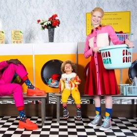 Снимка: Запознайте се с новата колекция чорапи на уникалната шведска марка Happy Socks