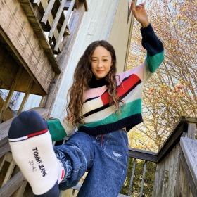 Picture: Уютна есен с пуловерите на Tommy Jeans в магазин Collective