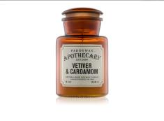 снимка: Paddywax Apothecary Vetiver & Cardamom ароматна свещ