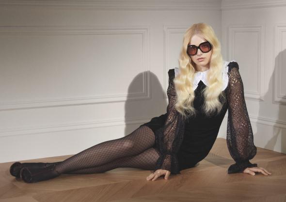 снимка: The Vampire's Wife в сътрудничество с H&M