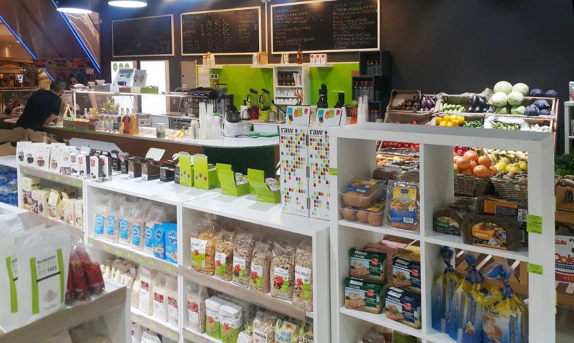 Picture: Bio Shop Health Station opened doors in Paradise Center